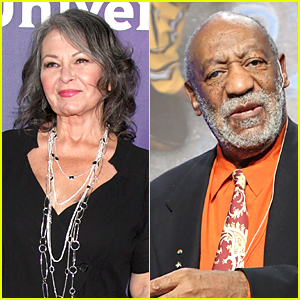 Roseanne Barr Has Hopes for 'Great Comic' Bill Cosby