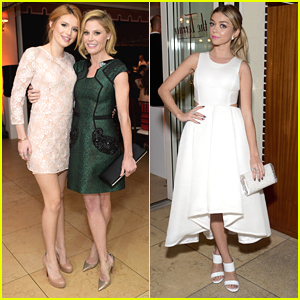 Julie Bowen & Sarah Hyland Celebrate Women In Television With Elle