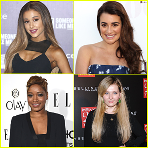 Lea Michele, Ariana Grande & Joe Manganiello Join 'Scream Queens'