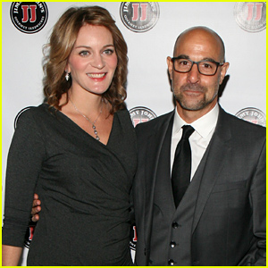 Hunger Games' Stanley Tucci & Wife Felicity Blunt Welcome Baby Boy Matteo!