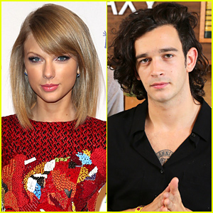 The 1975's Matt Healy Clears Up Taylor Swift Dating Rumors: 'It's All Bloody Fake!'