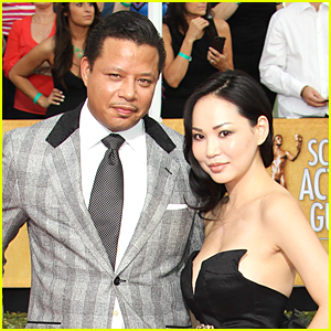 Terrence Howard & Wife Miranda Are Expecting First Child Together
