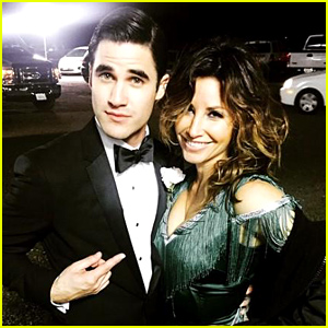This Actress is Playing Blaine's Mom on 'Glee'!