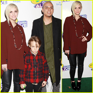 Evan Ross And Ashlee Simpson Baby