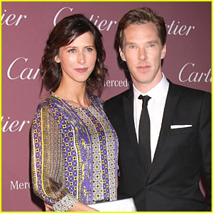 Benedict Cumberbatch & Sophie Hunter Marry on Valentine's Day
