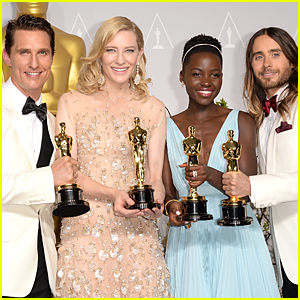 Watch The Best Actor & Actress Acceptance Speeches From Oscars 2014