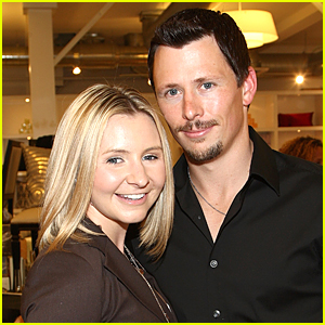 Beverley Mitchell Gives Birth to Baby Boy Hutton
