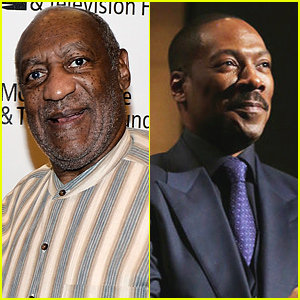 Bill Cosby Responds to Eddie Murphy's Refusal to Play Him at 'SNL 40': 'I Applaud His Actions'