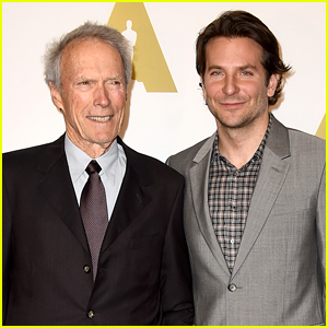 Bradley Cooper Attends Oscars Luncheon on Anniversary of Chris Kyle's Death