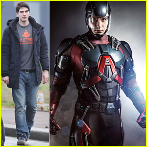 Brandon Routh Looks So Powerful as The Atom on 'Arrow'