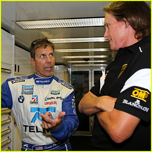 Bruce Jenner's Longtime Racing Friend Scott Pruett on His Transition: 'I Wish Him Well'