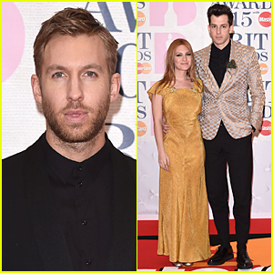 Calvin Harris & Mark Ronson Are British Single Nominees at BRIT Awards 2015