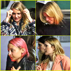 Cameron Diaz, Nicole Richie, Gwyneth Paltrow, & Drew Barrymore Have an A-List Girl's Night Out!