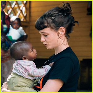 Carey Mulligan Forms Deep Connection to Child of War in Democratic Republic of Congo