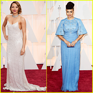 Carmen Ejogo & Ava Duvernay Are Beautiful 'Selma' Duo at Oscars 2015