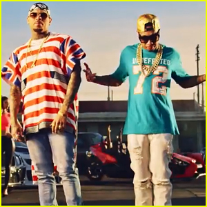 Chris Brown & Tyga Live It Up in 'Ayo' Music Video - Watch Here!