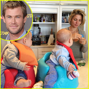 Chris Hemsworth's Wi...