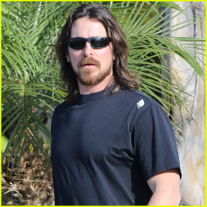 Christian Bale's Wife Liked His 'American Hustle' Weight Gain