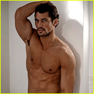David Gandy Says He Turned Down 'Fifty Shades of Grey'