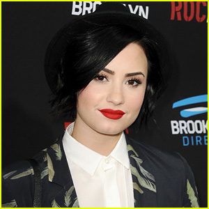 Demi Lovato Returns Home After Being Hospitalized