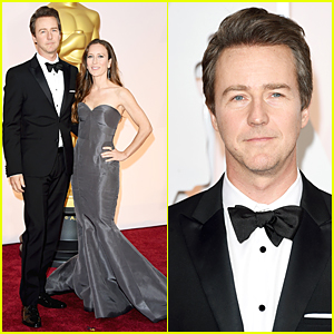 Edward Norton And Wife