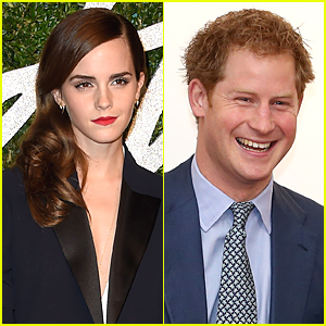 Emma Watson & Prince Harry Are Not Dating