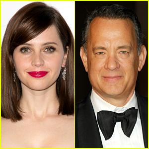 Felicity Jones Joins Tom Hanks' Robert Langdon Movie 'Inferno'