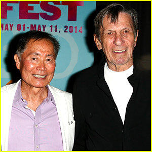 George Takei Remembers His 'Star Trek' Co-star Leonard Nimoy
