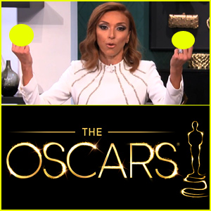Giuliana Rancic Flips Off the Academy For Leaving Joan Rivers Out of In Memoriam - Watch Now!