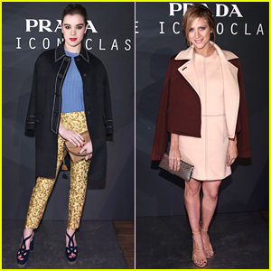 Hailee Steinfeld & Brittany Snow Are 'Pitch Perfect' for Prada!