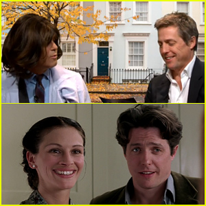 Hugh Grant Reenacts Famous 'Notting Hill' Scene with Andy Cohen - Watch Now!