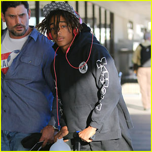 Jaden smith only owns one pair of shoes doesn t want to for Jaden smith 2015