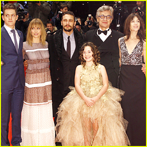 James Franco Hits 'Every Thing Will Be Fine' Berlin Premiere