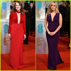 Julianne Moore & Reese Witherspoon Are BAFTA Beauties!