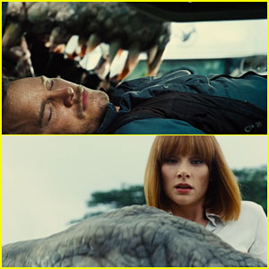 'Jurassic World's Epic Super Bowl Commercial 2015 - Watch Now!