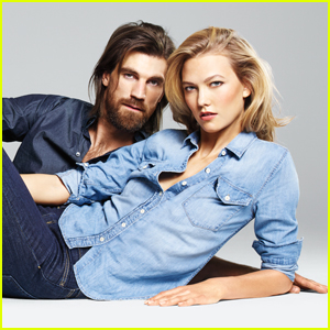 Karlie Kloss Brings Her Simple Chic Style to Joe Fresh Spring 2015 Campaign
