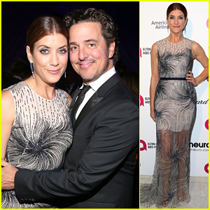 Kate Walsh Cozies Up t...