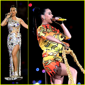 Katy Perry's Super Bowl Halftime Show 2015 Video - WATCH NOW!