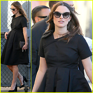 Keira knightley s name misspelling story never gets old watch