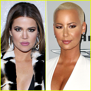 Khloe Kardashian & Amber Rose Engage in Major Twitter Feud
