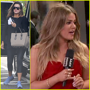 Khloe Kardashian Opens Up on Montana Car Accident During Oscars 2015