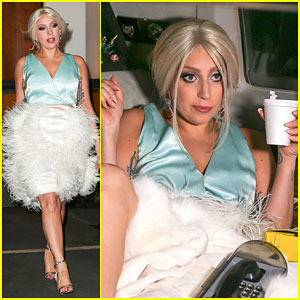 Lady Gaga Celebrates Joining the 'American Horror Story' Cast