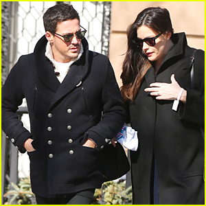 Liv Tyler & Dave Gardner Name Baby Boy Sailor Gene!