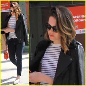 Mandy Moore Spent Her Valentine's Weekend 'Healing' With Minka Kelly