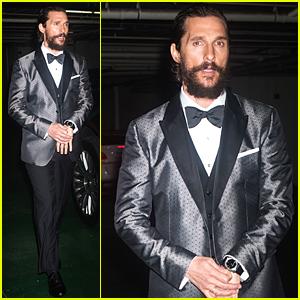 Matthew McConaughey Skips Oscars 2015 Red Carpet