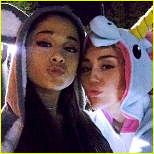 Miley Cyrus Gets Ariana Grande's Support in Fight Against Homelessness