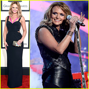 Miranda lambert performs little red wagon at grammys 2015 video