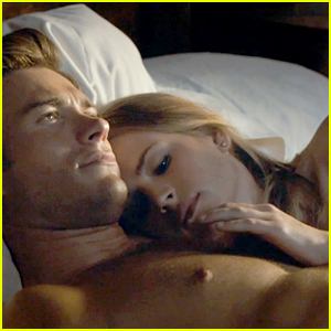 Scott Eastwood Gets Shirtless & Steamy in New 'Longest Ride' Trailer - Watch Now!