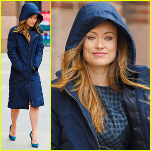 Olivia Wilde Says Baby Son Otis 'Plays His Piano All Day Long'