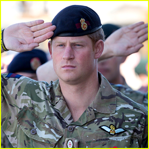 Prince Harry Will Quit the Armed Forces This Year
